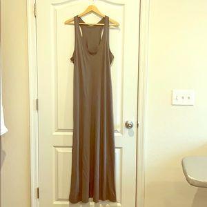 Tank maxi dress New York & Company L